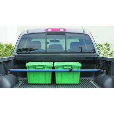 "Spring Loaded Cam Action 2 in 1 Support & Brace Cargo Bar Extends 45"" to 114"""