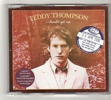 (FZ856) Teddy Thompson, I Should Get Up - 2006 DJ CD
