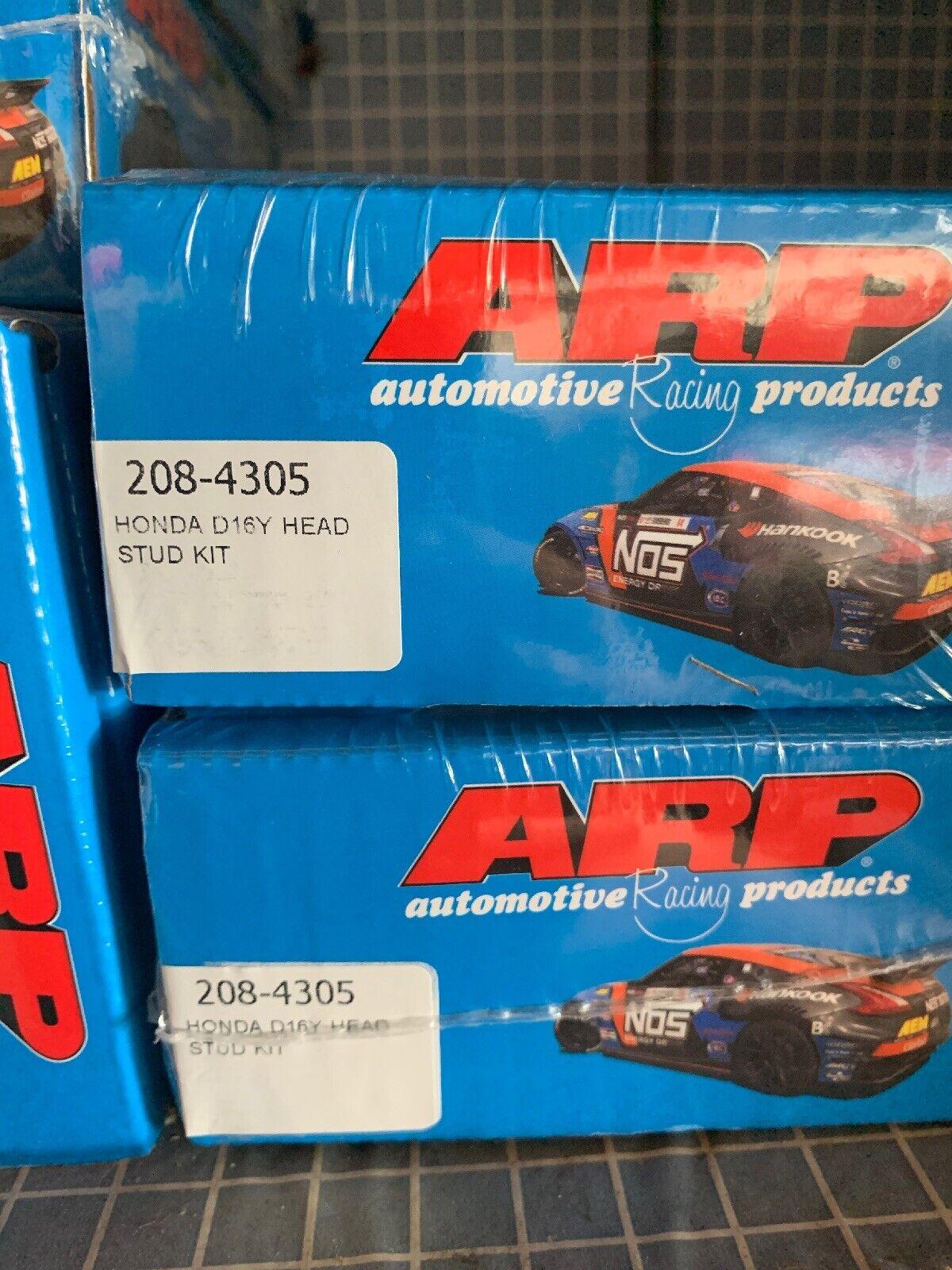 ARP Bolts 208-4305 Honda D16Y head stud kit