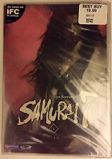 Akira Kurosawa's Samurai 7 - Vol. 1: Search for the Seven (DVD, 2005) New Sealed