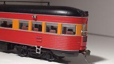 HO-BROADWAY LIMITED #1590 SP Coast Daylight Passenger Car, Parlor Observation