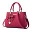Women-PU-Leather-Bag-Purse-Shoulder-Handbags-Tote-Messenger-Satchel-Cross-Body thumbnail 25