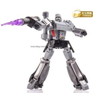 "New Deformabl Megatron G1 Metallic Color Jinbao H9 Action Figure 5/"" KO MP36 Toys"