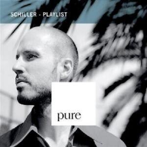 SCHILLER-PLAYLIST-CD-MIT-BJORK-THE-STRANGLERS-UVM-NEU