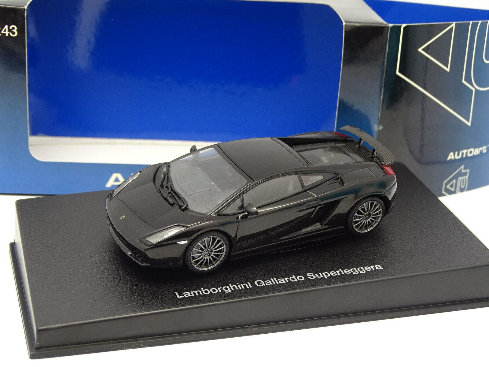 Auto Art Art Art 1 43 - Lamborghini Gallardo Superleggera 7c008a