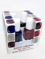 ESSIE Nail Lacquer- Mini  FALL/AUTOMNE Collection 2014 -4 colors x .16oz - 18147