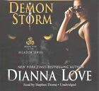 Demon Storm by Dianna Love (CD-Audio, 2015)