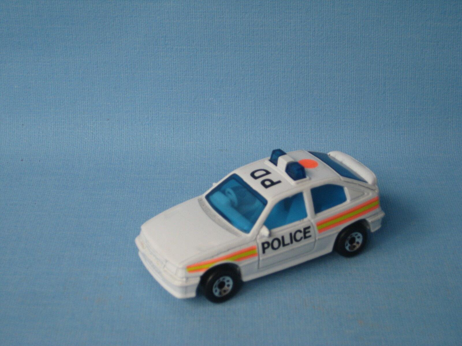 descuento de ventas Matchbox Astra GTE Coche De Policía Policía Policía Con Techo Spot pre-Pro juicio Tampo Raro  artículos de promoción