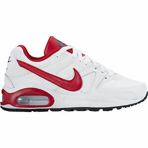 new style nike air max command alle weiß 92c03 aadf7
