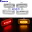 4x Clear Housing 6LED FOR 2010-2018 Dodge RAM 3500 2500 HD Side Marker LED Light