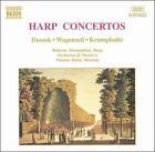 Harp Concertos (CD, May-1997, Naxos (Distributor))