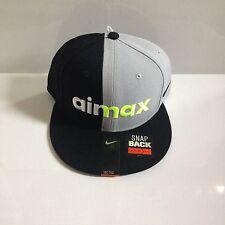 Nike Air Max'95 og Neón verdadero Snapback gorra/sombrero (745614 010) Nuevo con etiquetas