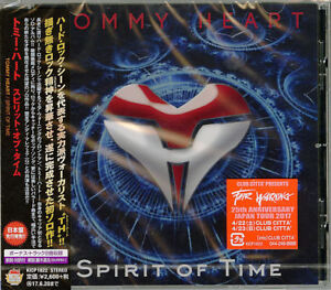 TOMMY-HEART-SPIRIT-OF-TIME-JAPAN-CD-BONUS-TRACK-F83