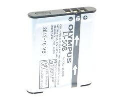New Genuine Original Olympus Li 50B battery TG 820 TG 615/810 8000 VR340 Stylus