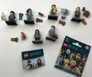 Lego Cho Chang Minifigure NEW Harry Potter CMF Series from 71022