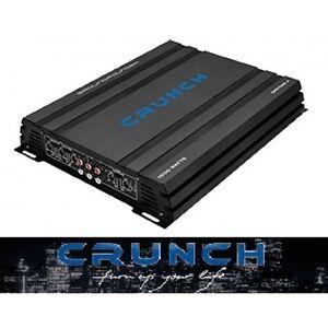 Crunch-gpx1000-4-4ch-Amplificateur-1000-watts-max-Crunch-GPX-1000-4