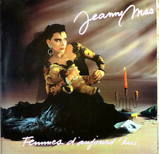 Jeanne Mas - Femmes d'aujourd' hui - LP - washed - cleaned - L3073