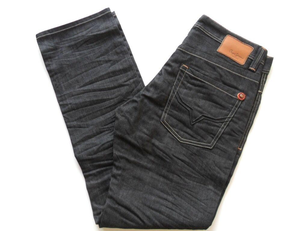 PEPE PEPE PEPE Jeans Uomo Kingston Regular Fit Straight Leg NUOVO un lavaggio W 32  ,34 ,36   3eabc2