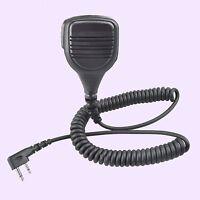 Speaker Microphone For Icom Ic-f33 Ic-f34 Ic-f43 Ic-f44 Ic-f3000 Walkie Talkie
