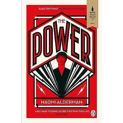 NEW >> The Power by Naomi Alderman (Paperback, 2017)