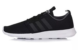 a7985ce15 Adidas CF Swift Racer Men s Size 10 Black Black DB0679 NEW Free S H ...