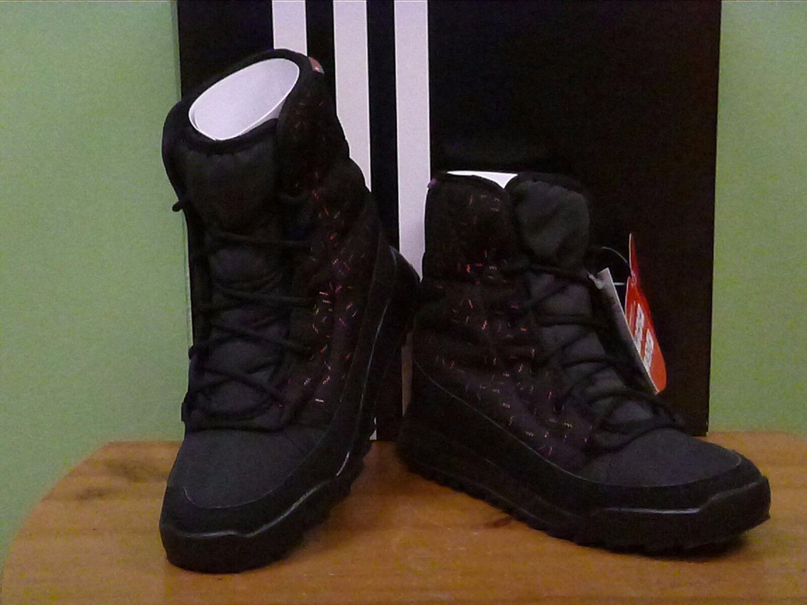 Adidas CW Choleah Padded CP Damenstiefel Isolant Sz.7.5 US Black NIB