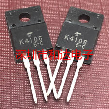 10 x K3684 2SK3684 N-CHANNEL SILICON POWER MOSFET TO-262 500V 19A