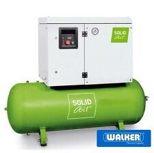Kolbenkompressor 5,5kW 15bar SOLIDbase 670-15 silent superschallgedämmt - NEU