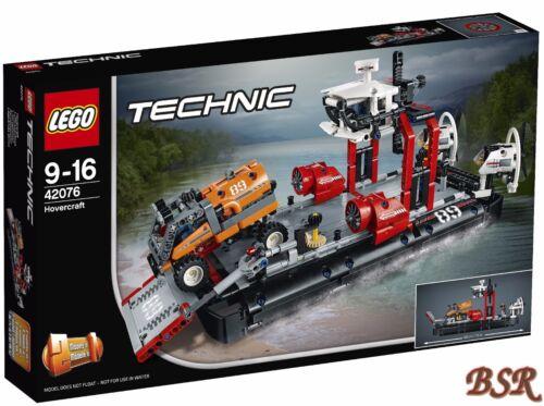 LEGO® Technik 42076 Luftkissenboot /& 0.-€ Versand /& NEU /& OVP !