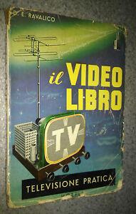 Ravalico-IL-VIDEO-LIBRO-televisione-pratica-principi-formazione-HOEPLI-TV-schemi