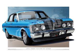 Cool Ford Falcon Xygt Art Basic Electronics Wiring Diagram Wiring 101 Akebretraxxcnl