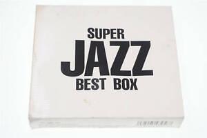 SUPER JAZZ BEST BOX UCCU-3031/3 JAPAN 3CD A13000