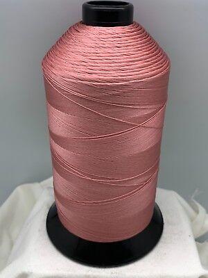 16 oz Spool Maroon Burgundy Sewing Thread T70 # 69 Bonded Nylon Made In USA N312