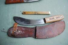 CATTARAUGUS BLUE CHIEF SKINNING KNIFE