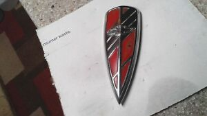 Details About 30 S 40 S Chevrolet Parts Emblem Badges Trim O E M