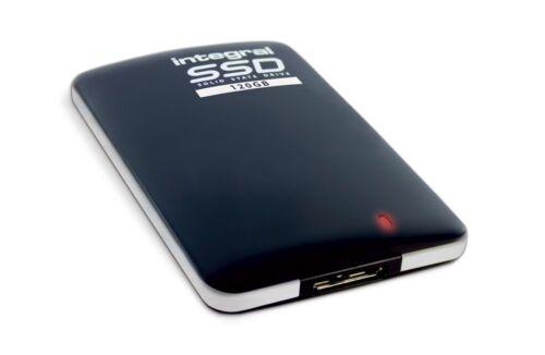 120GB Integral USB3.0 Pocket-Sized Portable SSD External Storage Drive