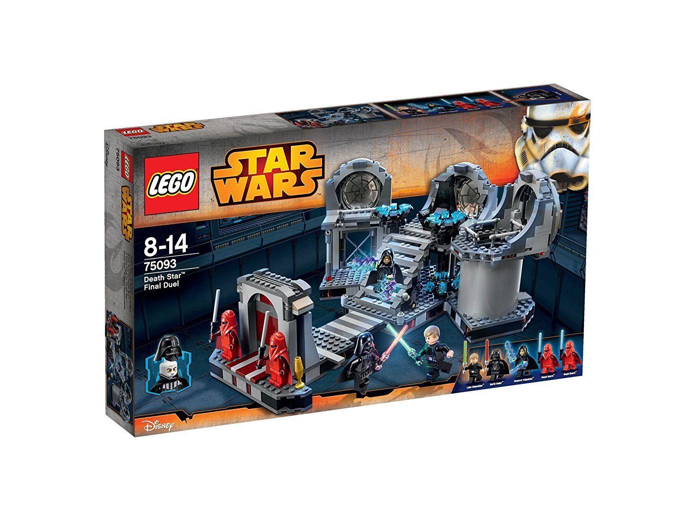 LEGO Star Wars 75093 Il Duello Finale Della Death Star NUOVO, NEW Darth Vader
