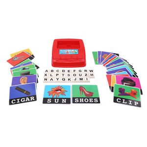 English Spelling Alphabet Letter Game Early Learning Educational Game Toy Kid US