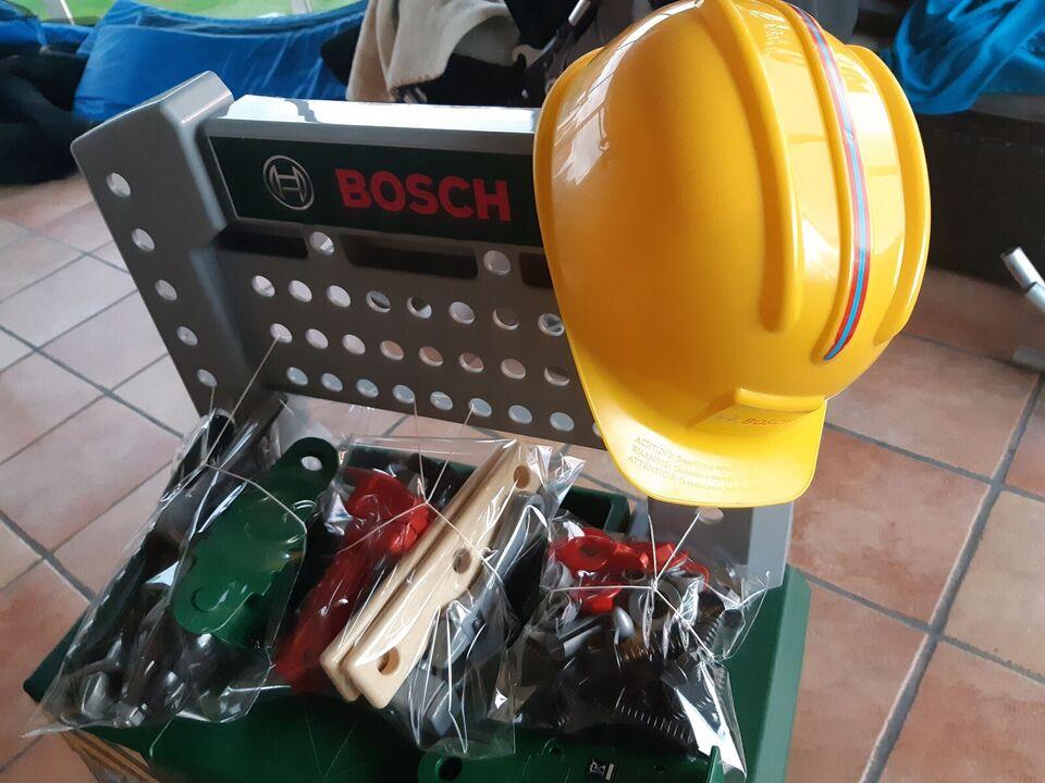 Værktøjsbænk, Bosch arbejdsbænk, Bosch