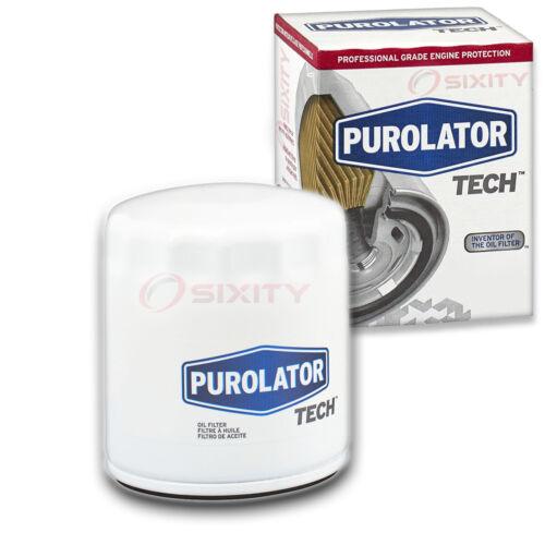 Purolator TECH Engine Oil Filter for 2007-2019 GMC Sierra 2500 HD 6.0L V8 kw