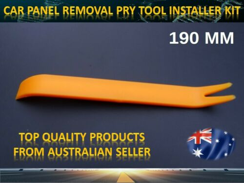 4Pcs Radio Door Body Clip Trim Dash Panel Removal Pry Tool Kit fits LAND ROVER