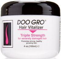 Doo Gro Hair Vitalizer Triple Strength For Severely Damaged Hair, 4 Oz (3 Pack) on sale