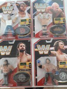 WWE-Mattel-Retro-Series-3-Goldberg-AJ-Styles-Seth-Rollins-Dean-Ambrose-Choose