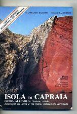 Barsotti-Lambertini # ISOLA DI CAPRAIA-GUIDA # Pacini 1988