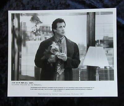 Stop Or My Mom Will Shoot original press photo - Sylvester Stallone
