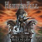 Built To Last (Black Vinyl) von Hammerfall (2016)