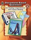 Document-Based Questions for Reading Comprehension and Critical Thinking by Debra Housel (Paperback / softback, 2007)