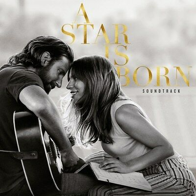 A Star Is Born (2018) - Original Soundtrack  (Lady Gaga + Bradley Cooper) [CD]