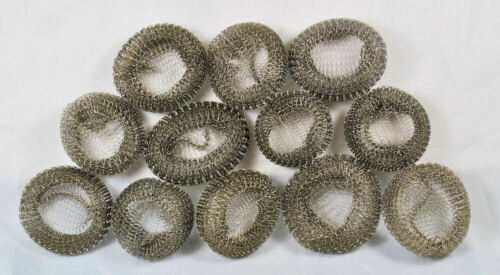 Lot of 24 Washing Machine Lint Traps  Mesh Screen Filter Drain Snare