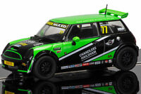 Scalextric Bmw Mini Cooper S Chandlers Hailsham Slot Car 1/32 C3743 on sale